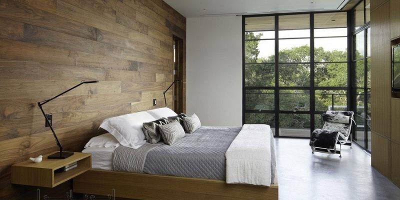 طراحی داخلی اتاق خواب سبک مینیمالیسم