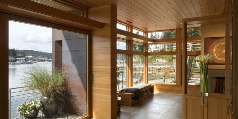 پنجره در طراحی داخلی منزل : چگونه با روزنه ها محیطی زیبا خلق کنید