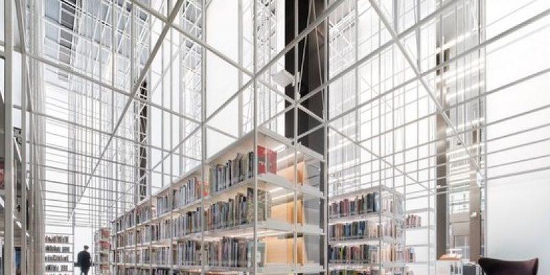 طراحی داخلی ساختمان مرکز خلاقیت و طراحی تایلند / Department of Architecture