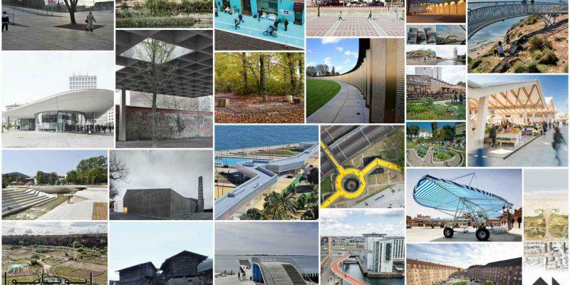 جایزه اروپایی طراحی و معماری فضاهای عمومی شهری سال ۲۰۱۶