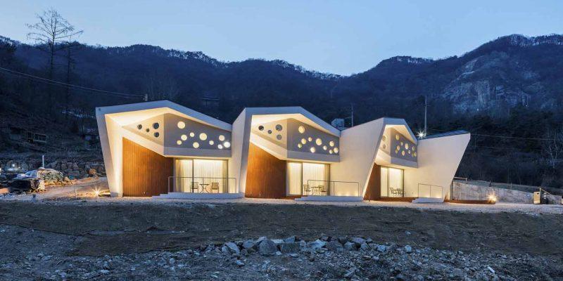 طراحی هتل بهم آمیخته / شرکت معماری HG و UIA