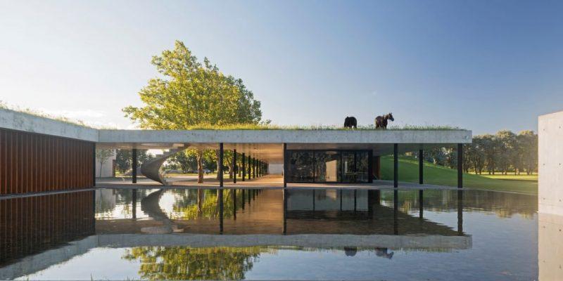 طراحی داخلی و معماری اصطبل Polo / استودیو Ramos