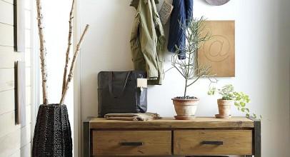 دکوراسیون ورودی منزل : این چند فرنیچر را فراموش نکنید!