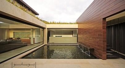 انواع آب نما در طراحی حیاط و پاسیو : مدل های امروزی را تجربه کنید!
