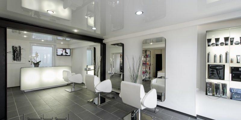 اصول طراحی دکوراسیون سالن های آرایش و زیبایی بانوان
