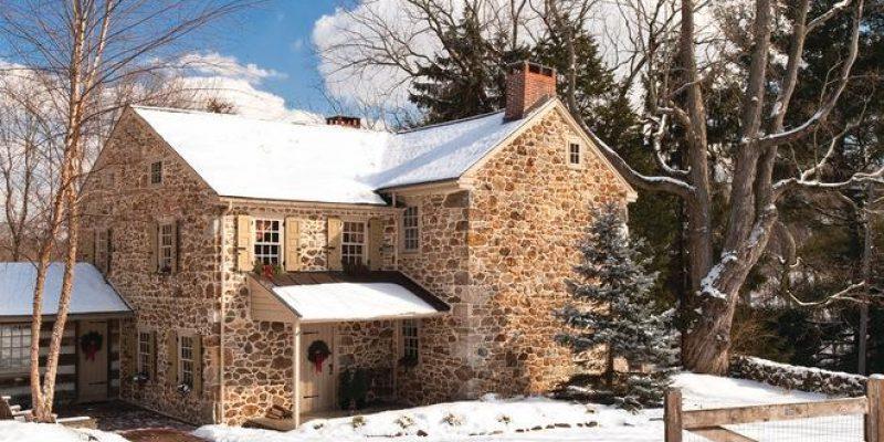 چک لیست نگهداری خانه در زمستان