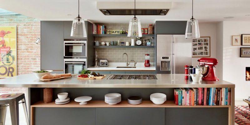 آشپزخانه کوچک : راه حل چیه؟