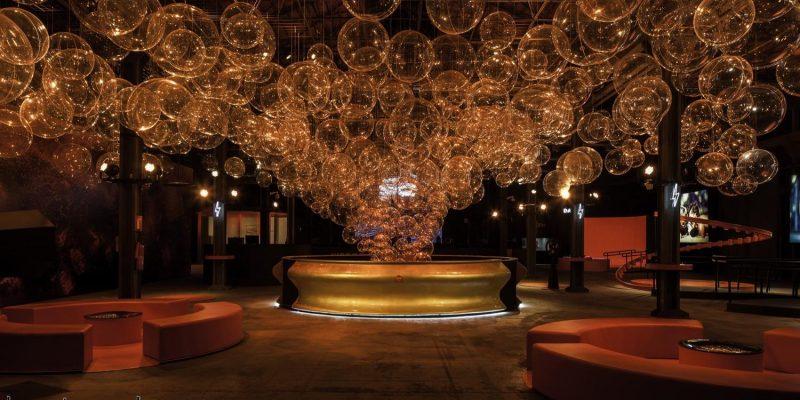 طراحی غرفه نمایشگاهی کوکا کولا / آتلیه معماری Marko Brajovic