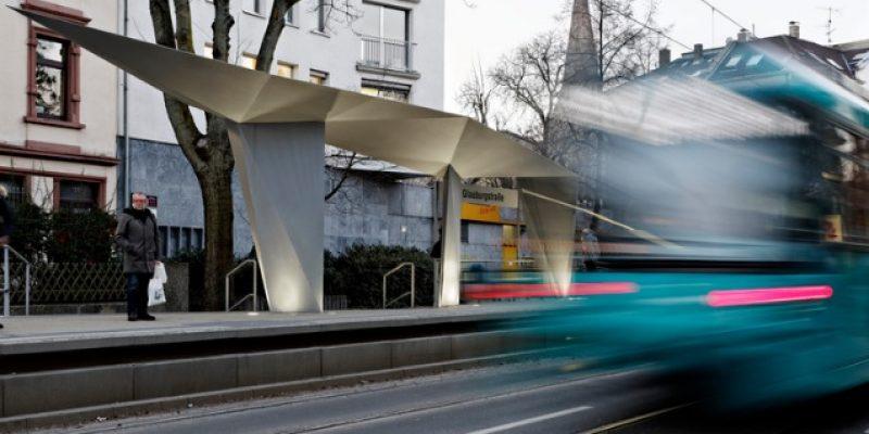 معماری ایستگاه قطار مسیر U5 / شرکت معماری Just/Burgeff Architekten