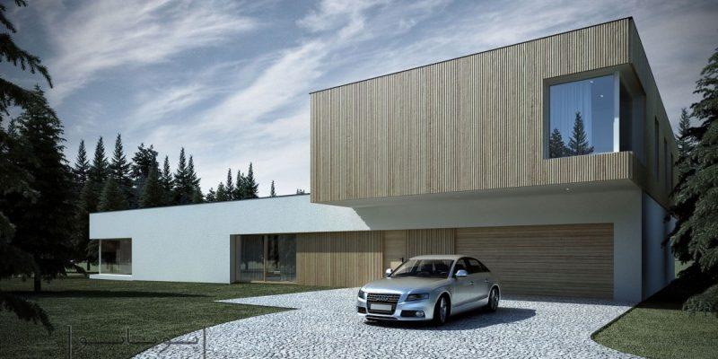 نمای مینیمال ساختمان ؛ اصول طراحی نما به سبک مینیمالیسم
