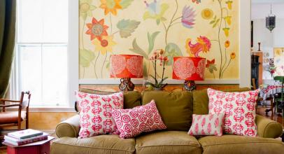 تغییر دکوراسیون منزل با ۷ روش بسیار ساده و مقرون به صرفه