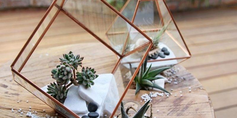 باغ شیشه ای در دکوراسیون منزل شما