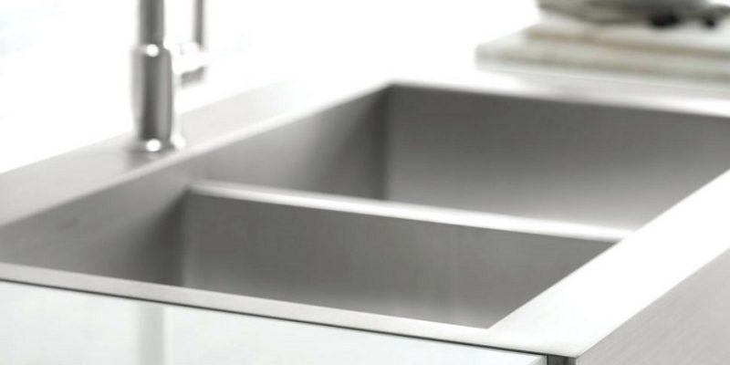 سینک ظرفشویی روکار یا توکار : کدام بهتر است؟