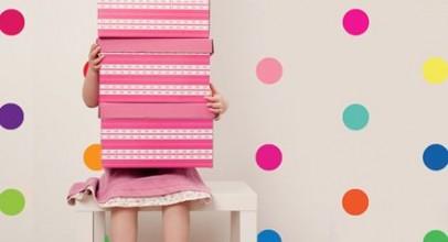 انتخاب رنگ برای اتاق کودک
