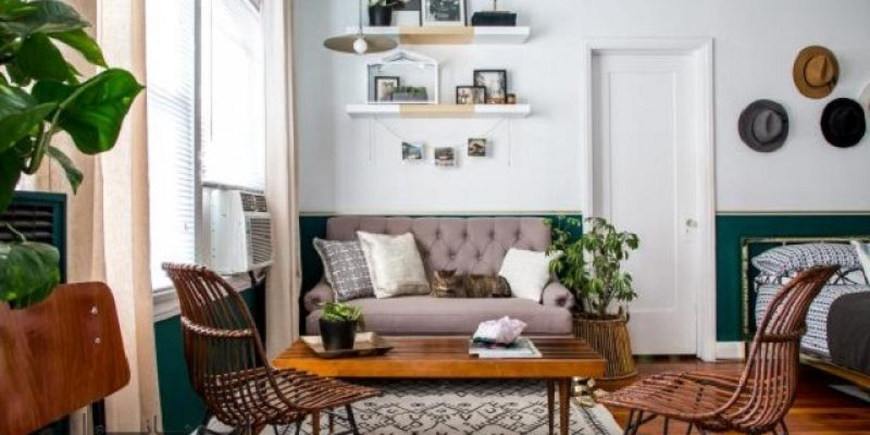 دکوراسیون سوئیت و آپارتمان کوچک دانشجویی : این ترفندها باورنکردنی اند!