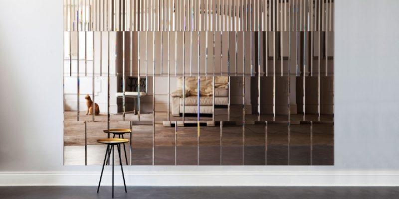 آینه کاری دکوری در دکوراسیون منزل: روشن زندگی کنید!