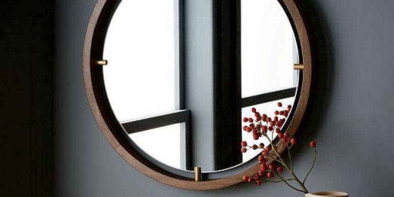 استفاده از آینه در دکوراسیون داخلی بر اساس فلسفه فنگ شویی