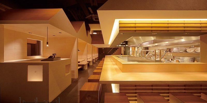 ایده های جالب طراحی دکوراسیون رستوران