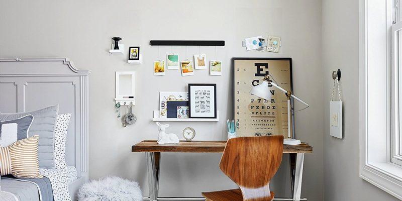 شلف و آویز دیواری: انتخاب های خود را برای دکور دیوار های منزل گسترده کنید!