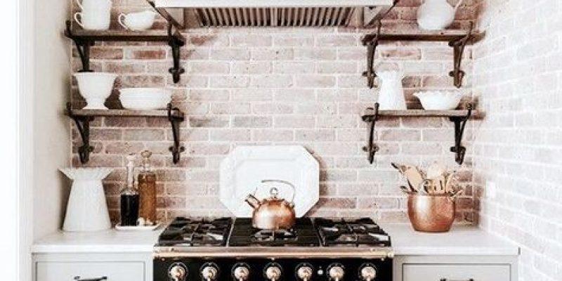 آشپزخانه های کوچک با ایده های دکوراتیو
