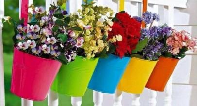 گل های مناسب بالکن و باغچه و روش های مراقبت از آن ها