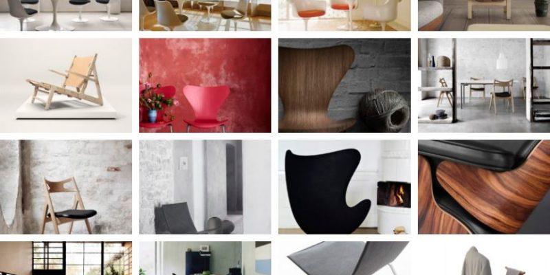 ۱۲ طرح نمادین صندلی از سال ۱۹۵۰