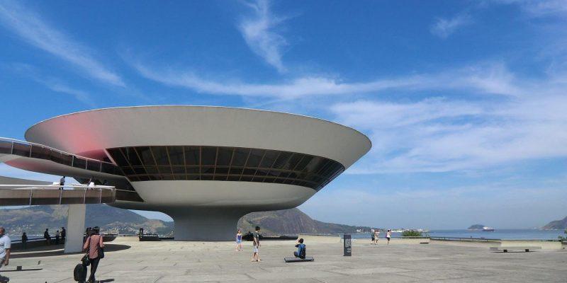 موزه هنرهای معاصر Niterói / اسکار نیمایر