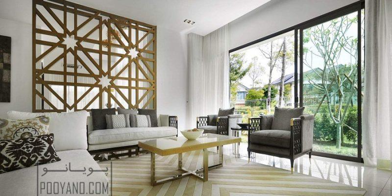 طراحی دکوراسیون منزل به سبک مراکشی ؛ فضای گرم و صمیمی با به کارگیری این اصول