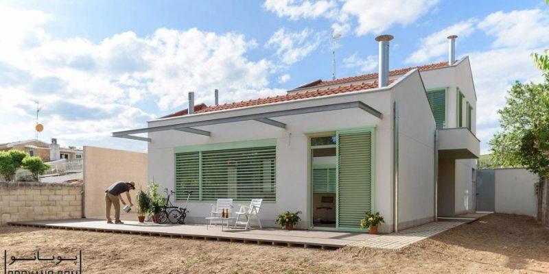 طراحی استودیو چاپ و نجاری در خانه ای در شمال اسپانیا / شرکت معماری Enrique Jerez  و Jesús Alonso