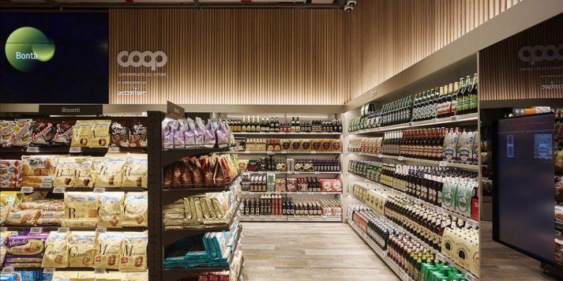 دکوراسیون داخلی سوپرمارکت : ۷ اصل برای طراحی یک فضای استاندارد