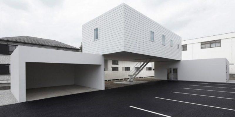 معماری کلینیک دندانپزشکی ناگاساوا