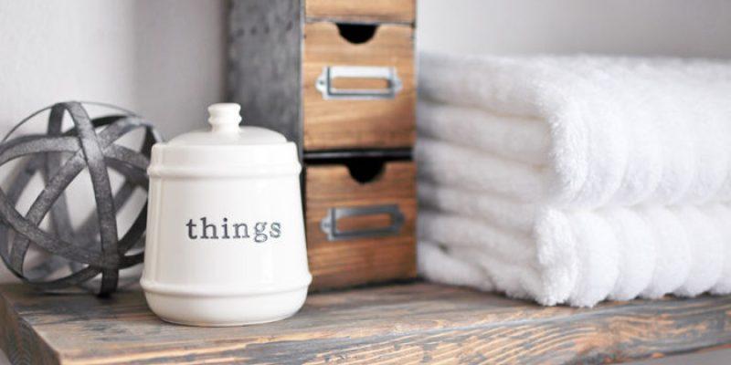 ایده های ساده و جالب برای دکوراسیون فضای حمام و سرویس بهداشتی