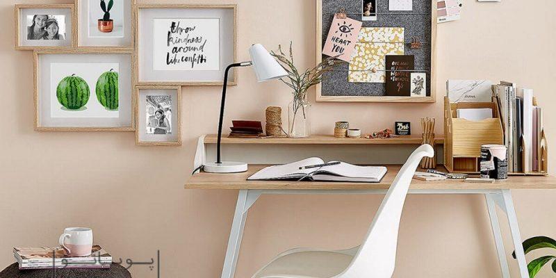دکوراسیون اتاق کار : ساده ترین اصول برای رسیدن به فضای دلخواه