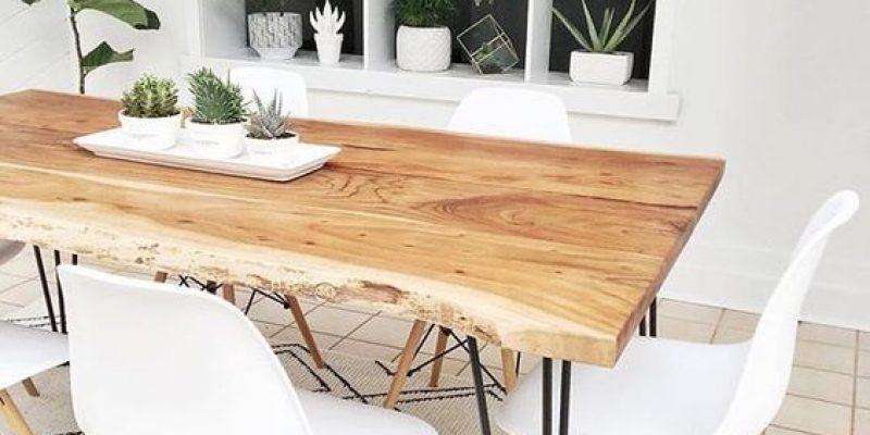 ترکیب چوب طبیعی با رنگ سفید را در دکوراسیون داخلی کشف کنید!