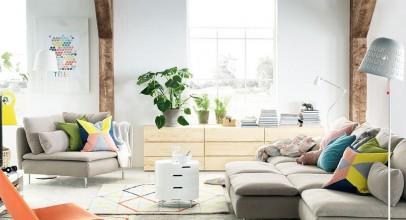 تغییر دکوراسیون داخلی منزل : عوض شدن فصل را بهانه کنید!