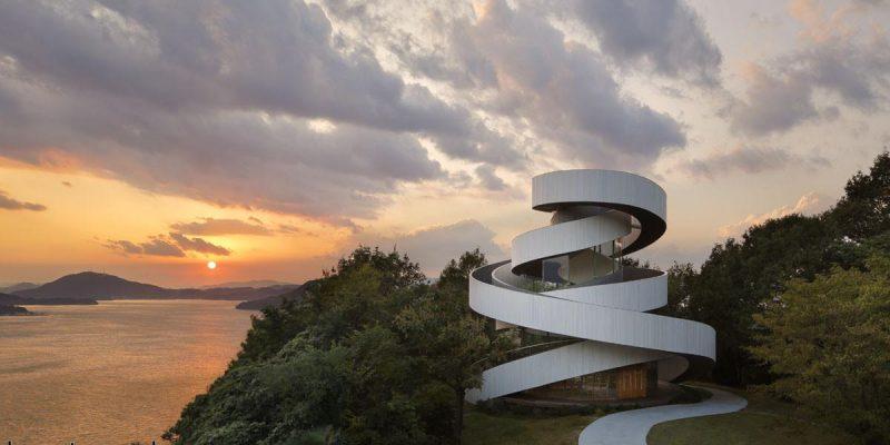 طراحی کلیسای روبان / هیروشی ناکامورا و گروه معماری NAP