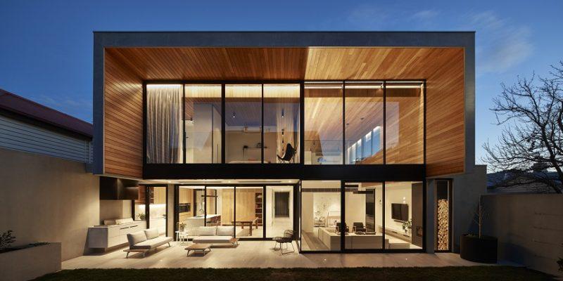 طراحی خانه Bloomfield / معماری FGR