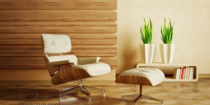 کاربرد چوب در طراحی دکوراسیون داخلی منزل