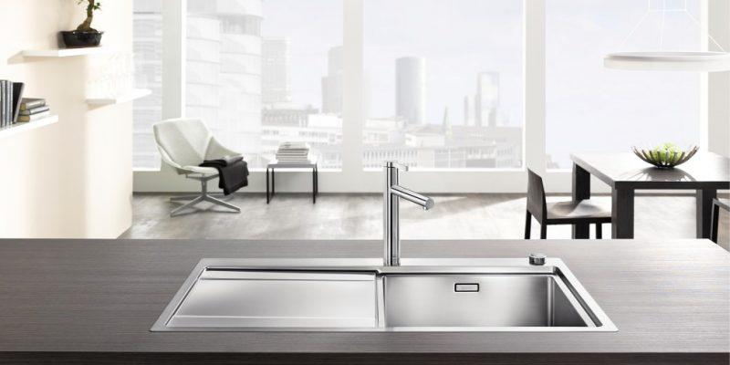انواع سینک ظرفشویی : بهترین مدل را به آشپزخانه خود بیاورید