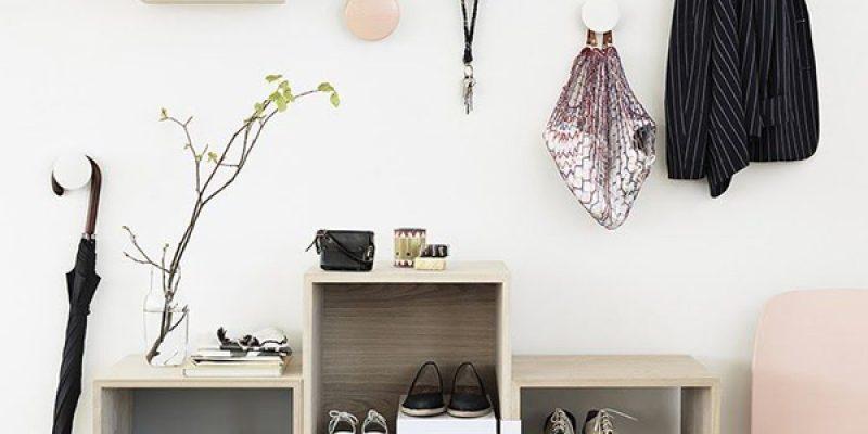 مدل های جدید جاکفشی برای فضاهای مختلف دکوراسیون ورودی منزل