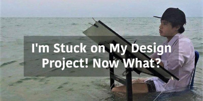 تقویت خلاقیت در معماری با ۷ روش، زمانی که وسط طراحی پروژه تان گیر کرده اید