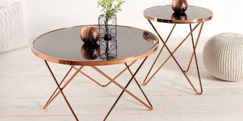 میزهای جلو مبلی ، با استفاده از میز ها دکوراسیون خانه را کامل کنید!
