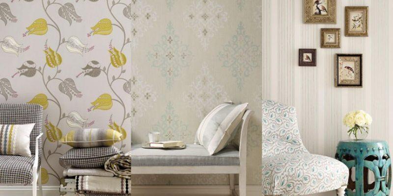 مزایای کاغذ دیواری نسبت به رنگ ؛ رنگ بهتره یا کاغذدیواری ؟