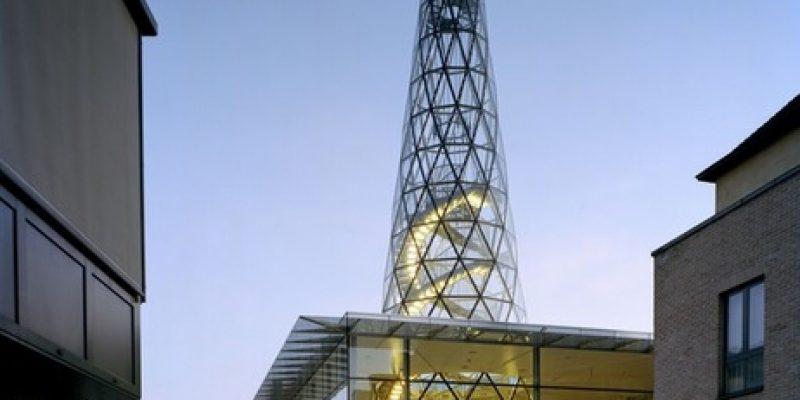 طراحی برج شیشه ای / شرکت معماری Philippe Samyn and Partners