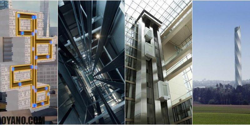 با تکنولوژی های اخیر، آسانسور ها ما را به کجا خواهند برد؟
