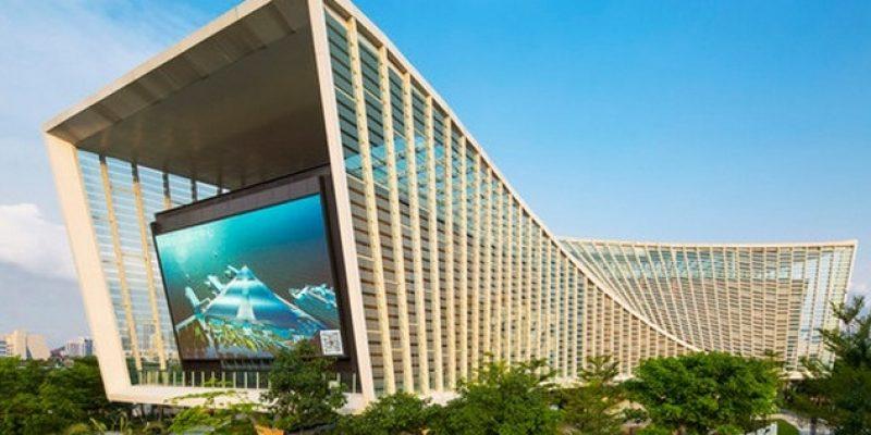 مرکز نمایشگاهی بازاریابی خلیج پرینس