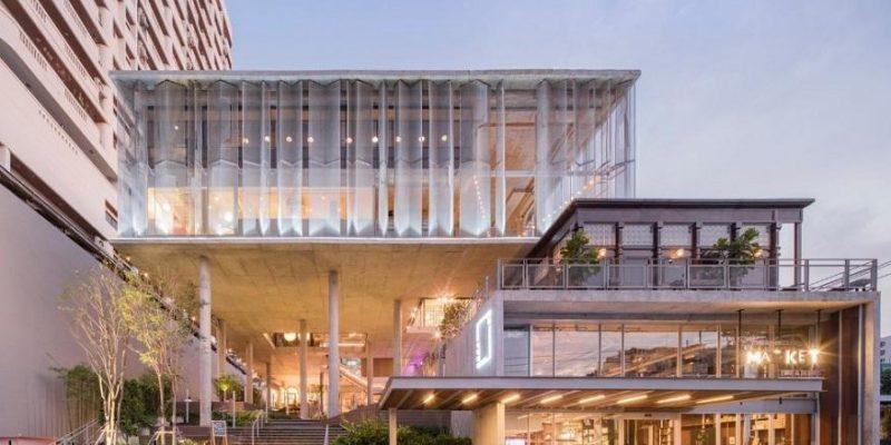 طراحی مرکز تجاری دکامنز / شرکت معماری Department of Architecture
