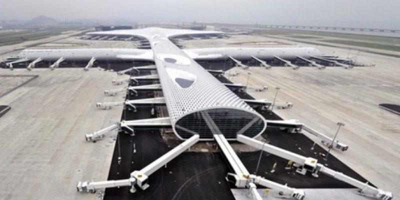 فرودگاه بینالمللی شنزن بائو/ استودیو فوکساس