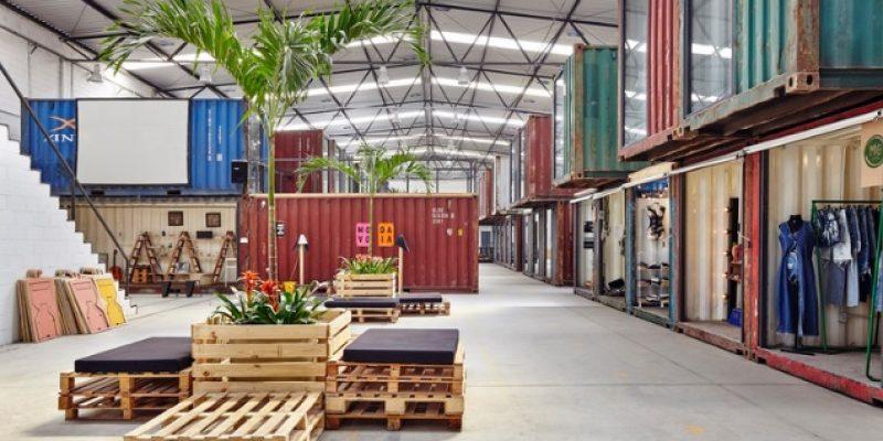 طراحی داخلی فروشگاه مد و لباس مجموعه مالا / Tavares Duayer Arquitetura
