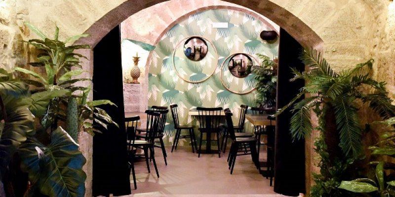 طراحی داخلی کافه رستوران در جنوب ایتالیا